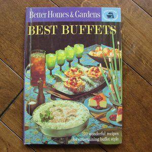 Vintage Cookbook Best Buffets
